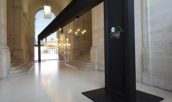 Exposition DELISLE / LE LOUVRE
