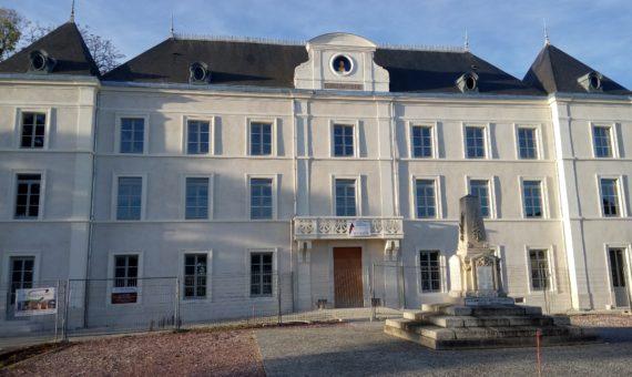 Mairie de Chef-Boutonne