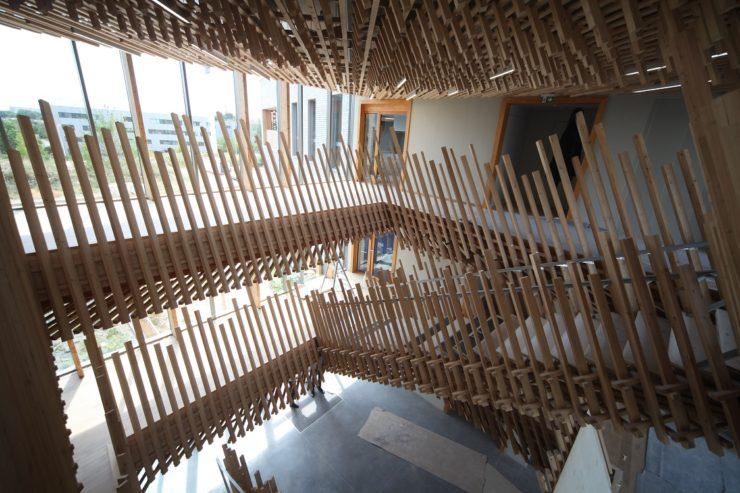 Escaliers Japonais