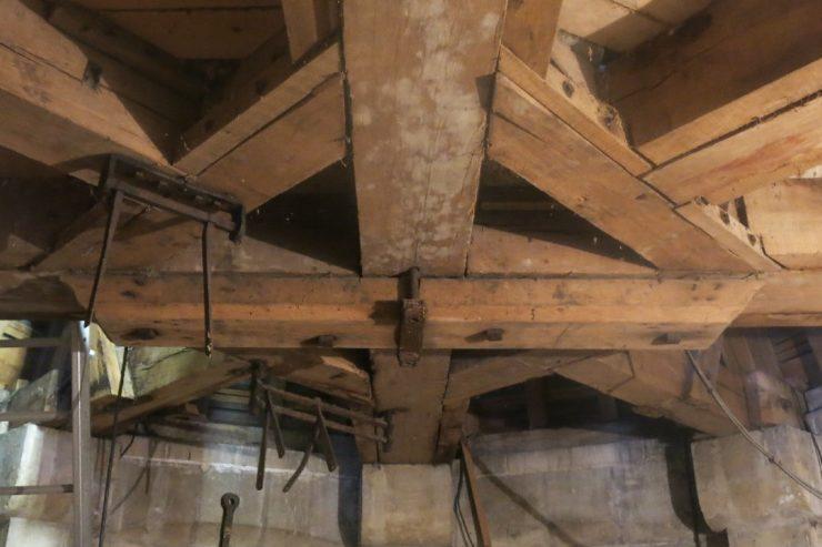 Tour de l'horloge d'Auxerre